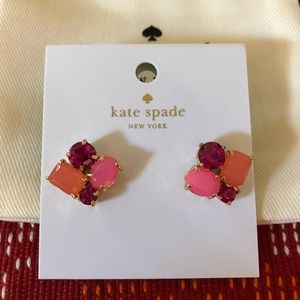 Kate Spade Multicolored Earrings-NWT